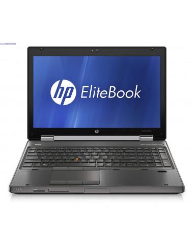 HP EliteBook 8560w with SSD hard...