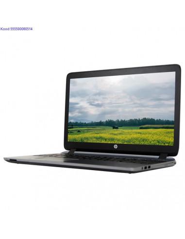 HP ProBook 450 G2 SSD kvakettaga 1636