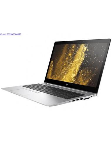 HP EliteBook 850 G3 with SSD hard...