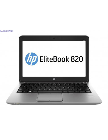 HP EliteBook 820 G1 SSD kõvakettaga...