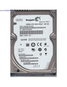Kvaketas 25 Seagate Momentus ST9250410AS 250GB SATA II kasutatud 1731