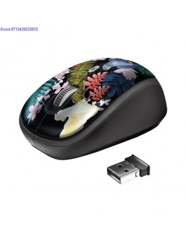 Wireless mouse Trust Parrot USB