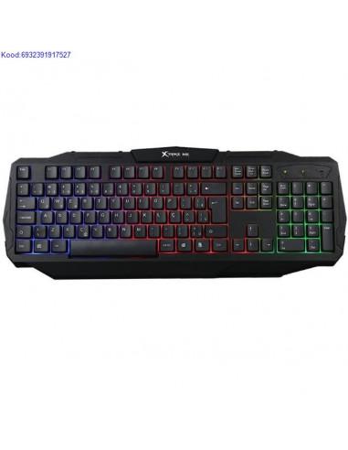Xtrike Me Gaming Keyboard KB-302 USB