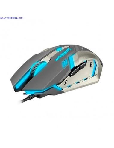 Оптическая игровая мышь Fury Warrior USB