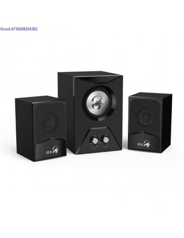 Speakers 2.1 Genius SW-G2.1 500 black