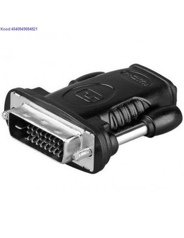 DVID to HDMI adapter Goobay 1803