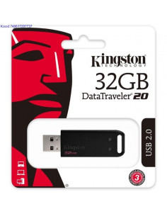 Mlupulk USB20 32GB Kingston DataTraveler DT20 must 1806
