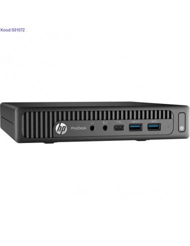 HP ProDesk 600 G2 Desktop Mini i36100T 32GHz 1823