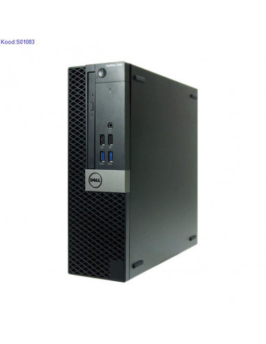DELL OPTIPLEX 7040 SFF  INTEL CORE I56500 kuni 36 GHZ 1828