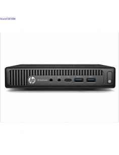 HP EliteDesk 800 G2 Desktop Mini Intel i56500T kuni 31GHz 1830