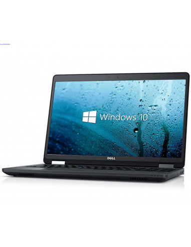 DELL Latitude E5470 with SSD hard...