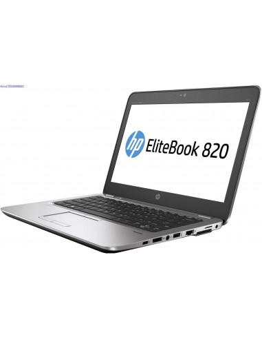 HP EliteBook 820 G4 SSD kvakettaga 1844