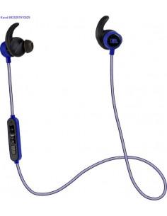 Bluetooth krvaklapid mikrofoniga JBL Reflect Mini BT mustsinine kasutatud 1960