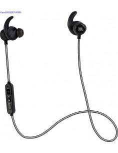 Bluetooth krvaklapid mikrofoniga JBL Reflect Mini BT mustad kasutatud 1961