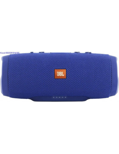 Bluetooth kõlar JBL Charge 3 sinine...