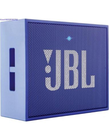 Bluetooth kõlar JBL GO sinine...