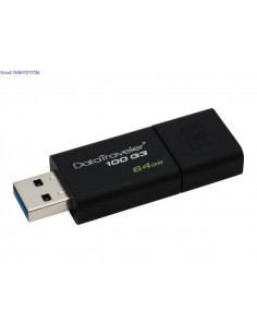 Mlupulk USB31 64GB Kingston DataTraveler DT100 must 1992