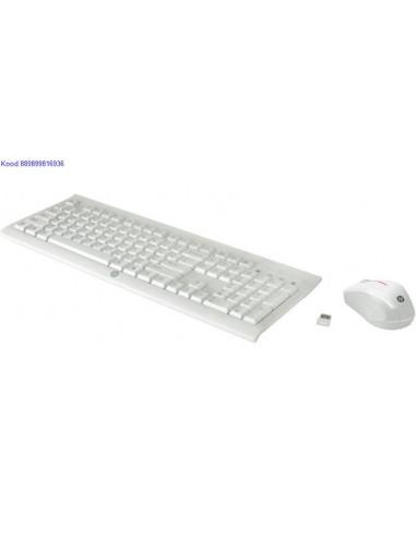 Juhtmevaba klaviatuur ja hiir HP 300...