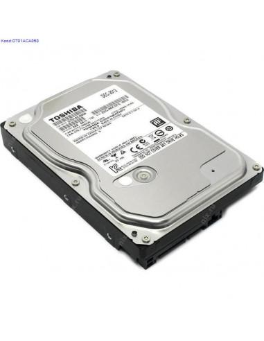 Kvaketas SATA 3 500GB Toshiba 35 DT01ACA050 195
