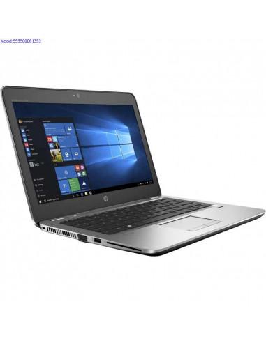 HP EliteBook 820 G3 SSD kõvakettaga...