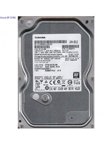 Kvaketas SATA II 1TB Toshiba 196