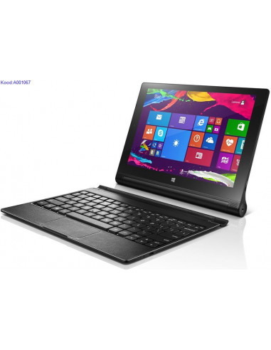 LENOVO Yoga Tablet 2  1051L Windows 10 2084