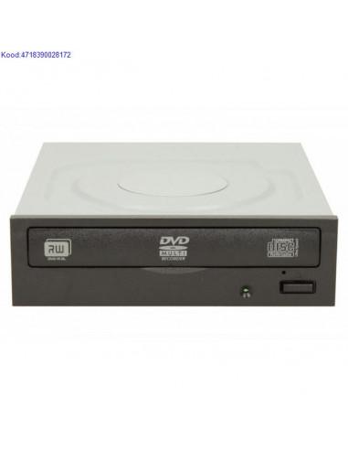 DVD kirjutaja LiteON IHAS12214FU must SATA 208