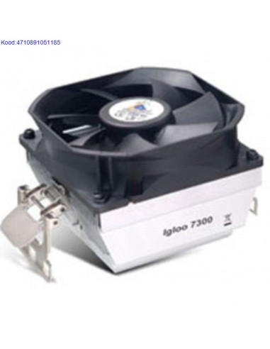 Protsessori jahutus Glacial TECH Igolo