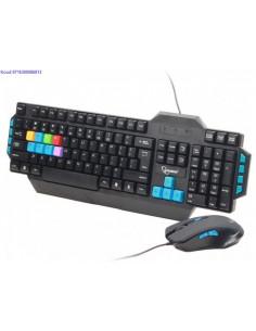 Klaviatuur ja hiir Gembird KBSUMG01 2217