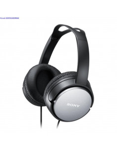 Krvaklapid Sony MDRXD150 mustad 2220