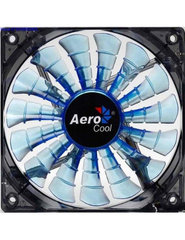 Korpuse ventilaator Shark 120x120x25mm Blue 217
