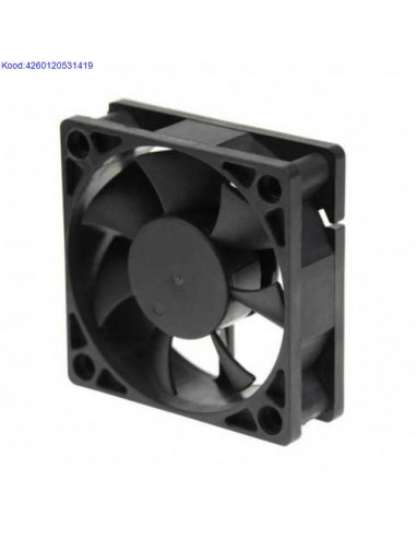 Jahutus-ventilaator Titan 60x60x20mm...