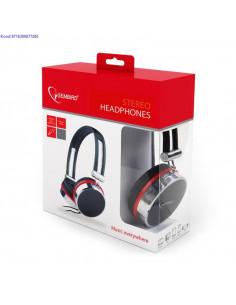 Krvaklapid Gembird Stereo Headphones musthbe 2255