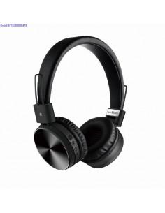 Bluetooth krvaklapid mikrofoniga Gembird Warszawa mustad 2257
