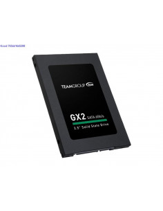 SSD kvaketas 25 128GB TeamGroup GX2 6GGbs SATA 2259
