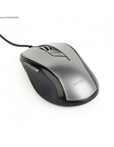 Optiline hiir Gembird USB hallmust 2261