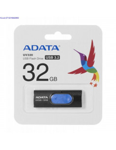 Mlupulk USB32 32GB AData Flash Drive UV320 2280