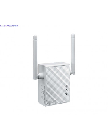 Expand WiFi Repeater Acess Point Asus RPN12 300Mbps antennidega 2282