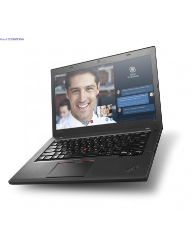 LENOVO ThinkPad T460 SSD kvakettaga 2324
