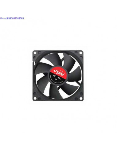 Case Cooling Fan Spire 80x80x25mm