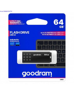 Mlupulk USB30 64GB Goodram must 2357