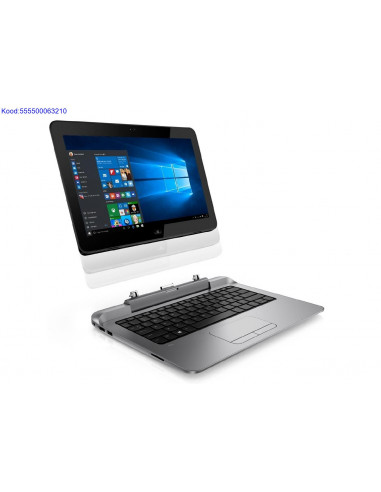 HP Pro x2 612 G1 Tablet SSD kvakettaga 24