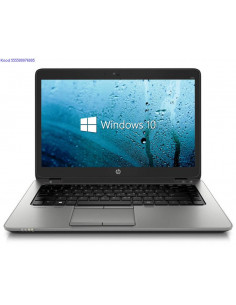 HP EliteBook 840 G2 SSD kvakettaga 2410