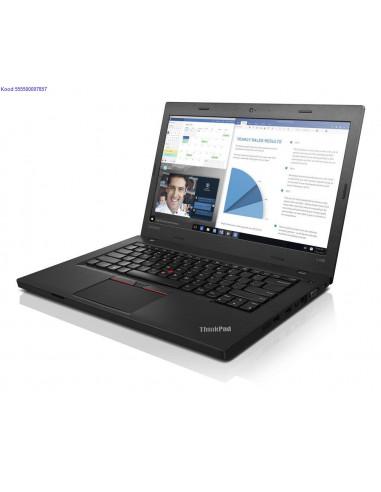 LENOVO ThinkPad L460 SSD kvakettaga 2452
