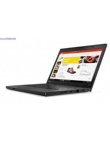 LENOVO ThinkPad L470 SSD kvakettaga 2458