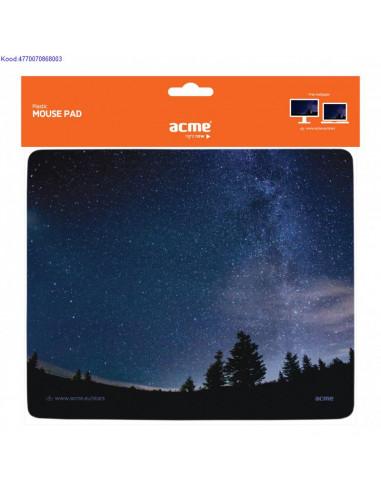 Hiirematt Acme night stars 230 x 195 mm 2479