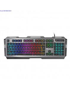 Klaviatuur Genesis Rhod 420 RGB taustavalgustusega 2484