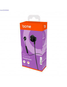 Bluetooth krvaklapid mikrofoniga Acme BH102 2485
