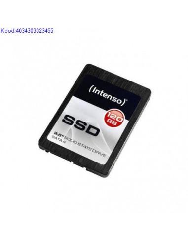 SSD Intenso 120GB SATA3 High 25 2540