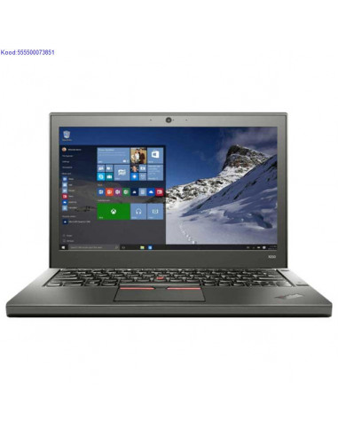 LENOVO ThinkPad X250 SSD kvakettaga 2542